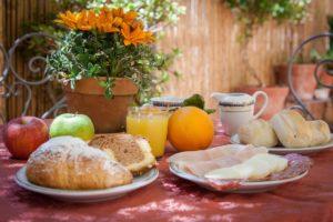 Colazione in Giardino (1)